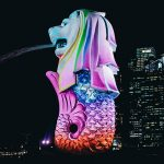 Light Projections At Marina Bay: Build A Dream In The Countdown To 2019