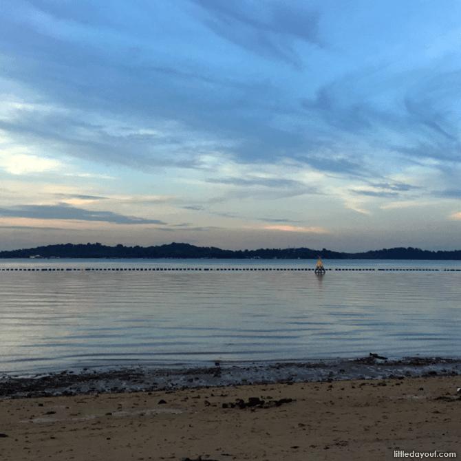 Pasir Ris Park Beach