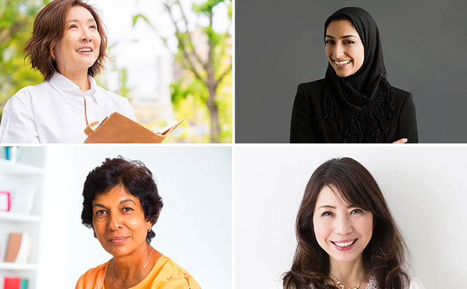 """Nominate A Woman Who Inspires You For The """"Singapore: 40-Over-40"""" Project"""