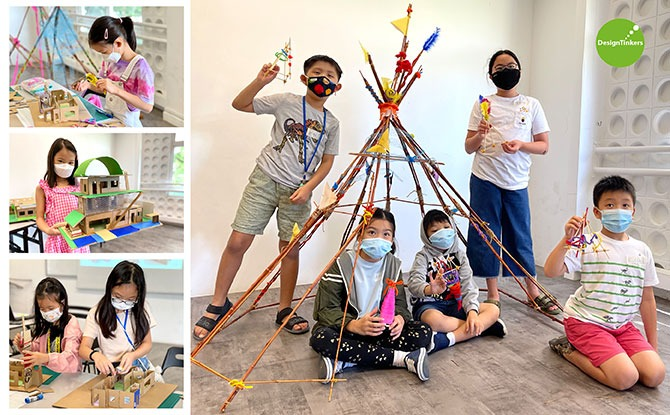 Design & Architecture 5-Day Holiday Camp