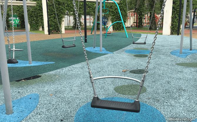 Six-sided Swing