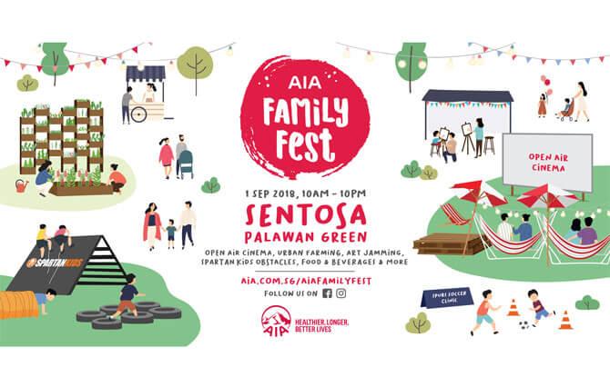 AIA Family Fest