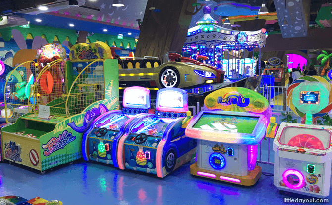 Amusement Games for Kids