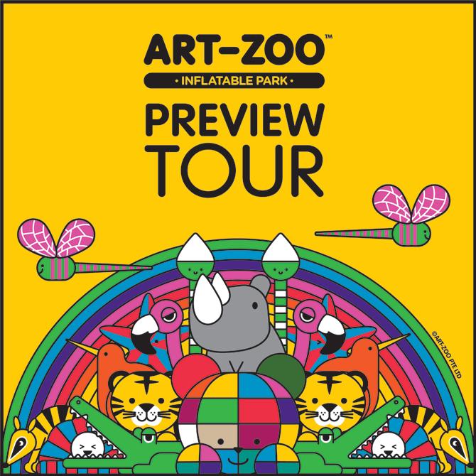 Art-Zoo Preview Tour
