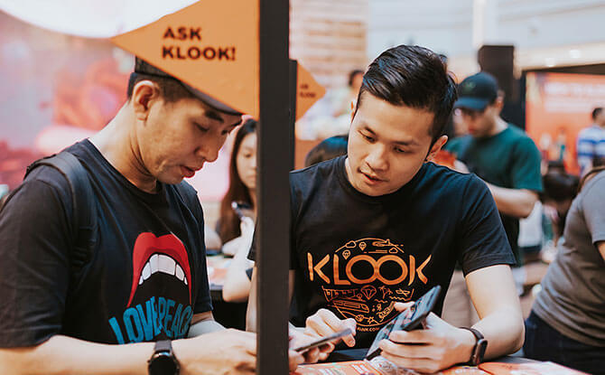 Ask Klook