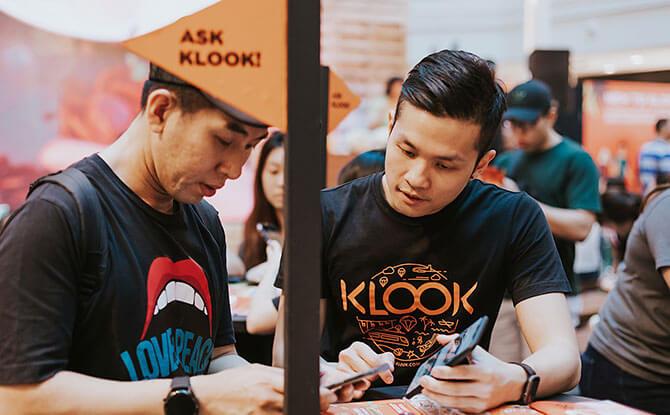 Ask Klook