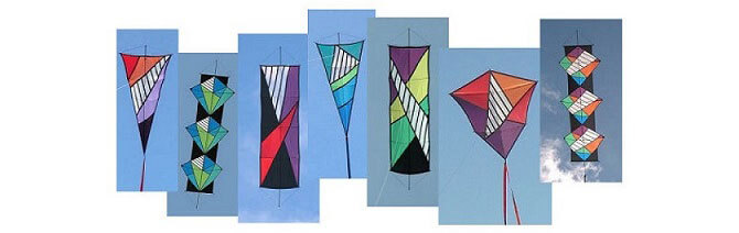 Kite Display from Australia