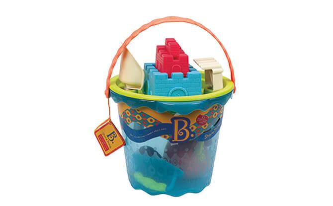 Large Bucket of Toys Set