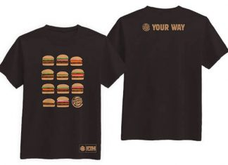 Get A T-Shirt At Burger King And Support The Association For Persons With Special Needs (APSN)