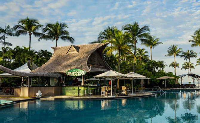 Rasa Sentosa Resort & Spa Day Pass Prices