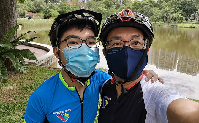 Ride For Rainbows 2021: Cycle To Raise Funds