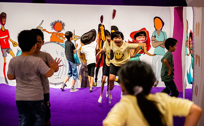 September Holiday Programmes at Gallery Children's Biennale