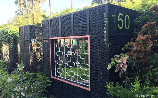 Blk 50, SG50 CIB Garden