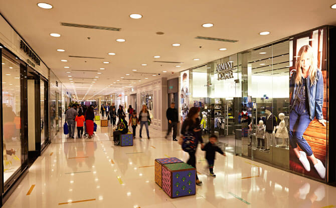 Go Shopping at Harbour City, the largest mall in Hong Kong