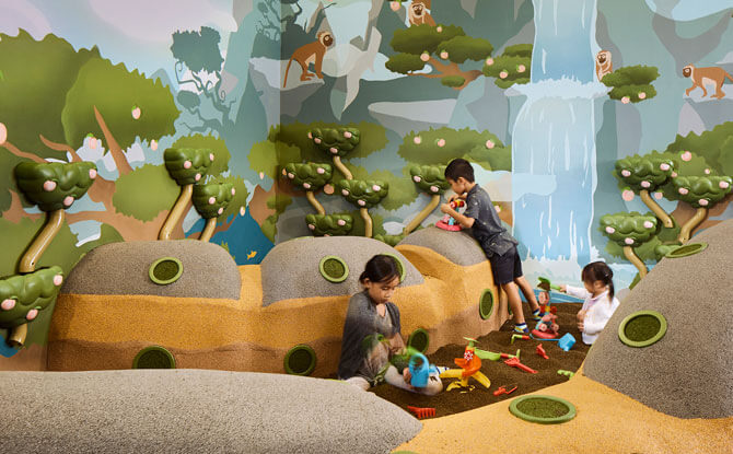 Buds Indoor Playground Explore Zone
