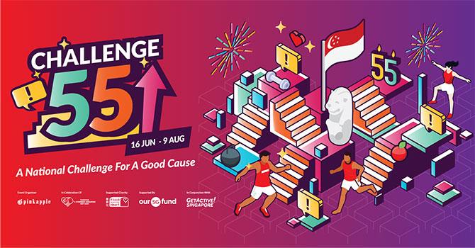 Challenge 55SG