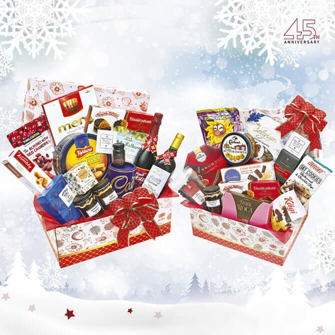 Noel Gifts Christmas Hampers