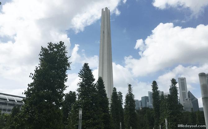 Civilian War Memorial - World War II Museums and Sites in Singapore