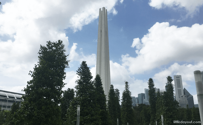 Civilian War Memorial - World War II Museums and Sites in Singapore