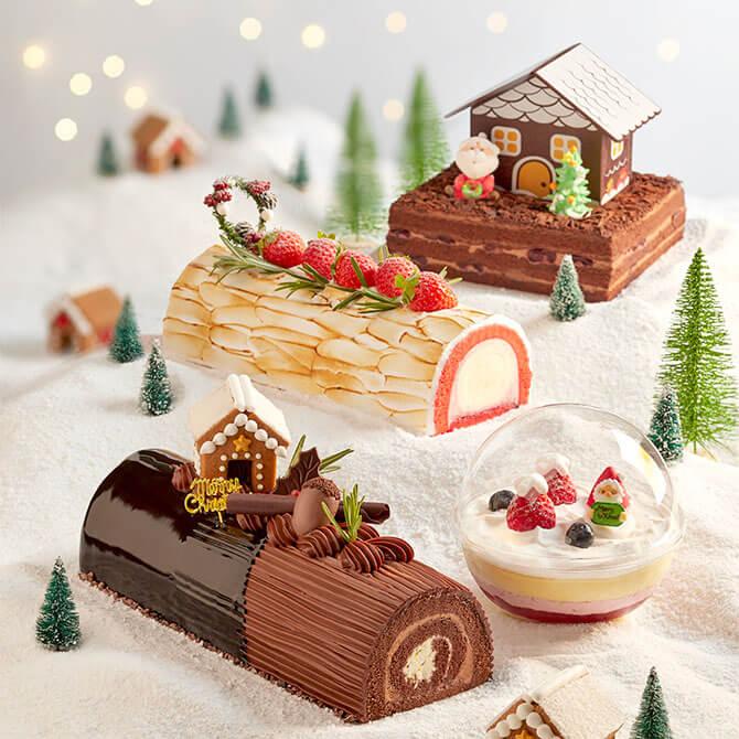 BreadTalk Christmas Cakes 2019