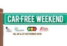 Car-Free Weekend October 2019: Local Heroes, Parks Festival & Cycling Games