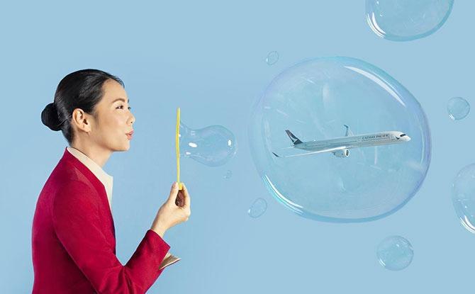 Cathay Pacific's Hong Kong-Singapore Air Travel Bubble Flights