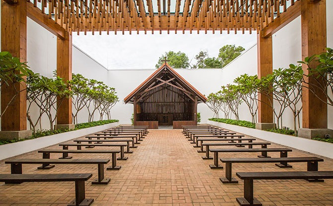 Changi Chapel and Museum Will Be Reopening On 19 May 2021