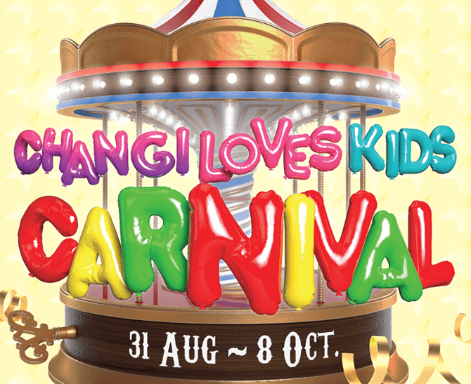Changi Loves Kids Carnival