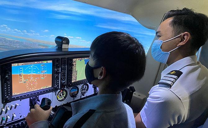 'Take Flight at Changi Airport' Aviation Experience Bundle