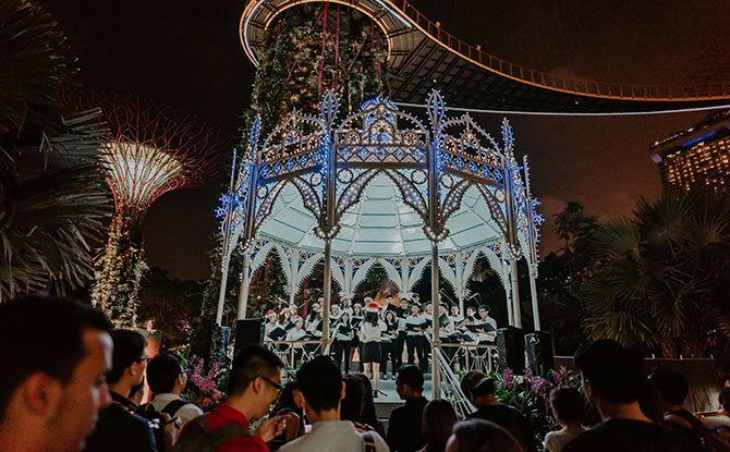 Christmas Wonderland 2018: Dazzling with Southeast Asia's Largest Mirror Maze, Santa's Grotto and Outdoor Skating Rink