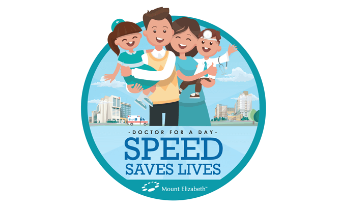 Doctor for a Day - Speed Saves Lives