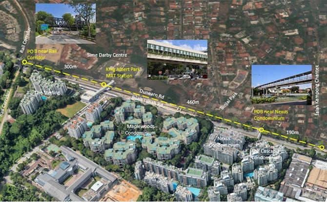 Bukit Timah-Rochor Green Corridor Phase 1