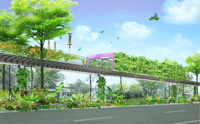 Bukit Timah-Rochor Green Corridor Project