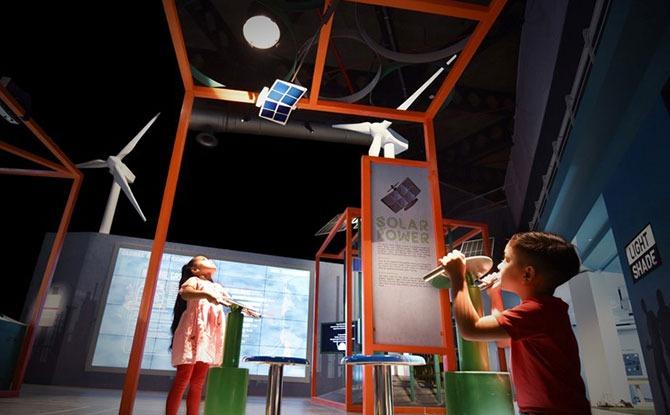 Net-Zero Energy Showcase
