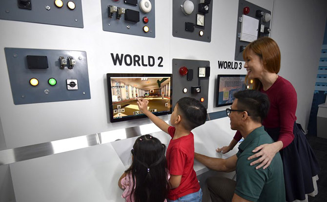 What to Expect at Energy Story, Science Centre Singapore