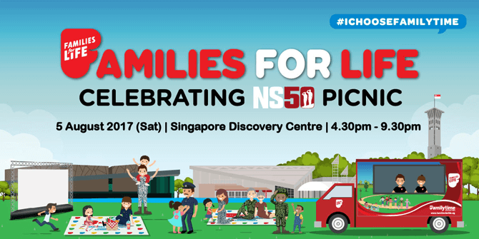 Families for Life 'Celebrating NS50' Picnic