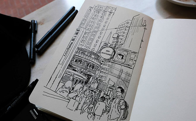 Finding Stories in the City