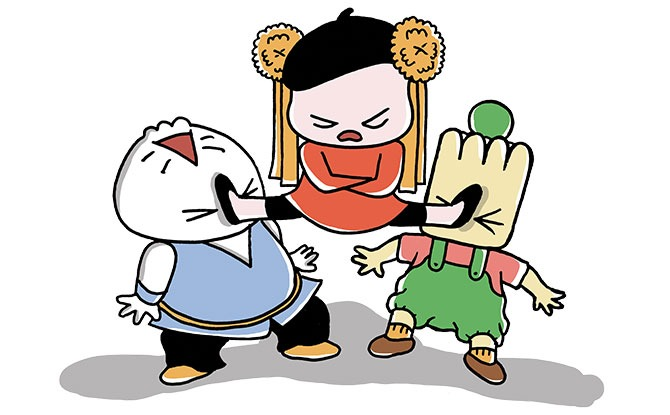 Dim Sum Warriors