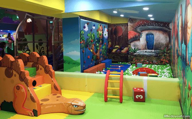 Forest, Kidzland's Indoor Playground