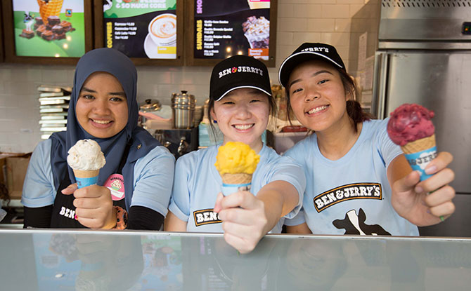 Ben & Jerry's Free Cone Day 2019: Support The Cuff Road Project
