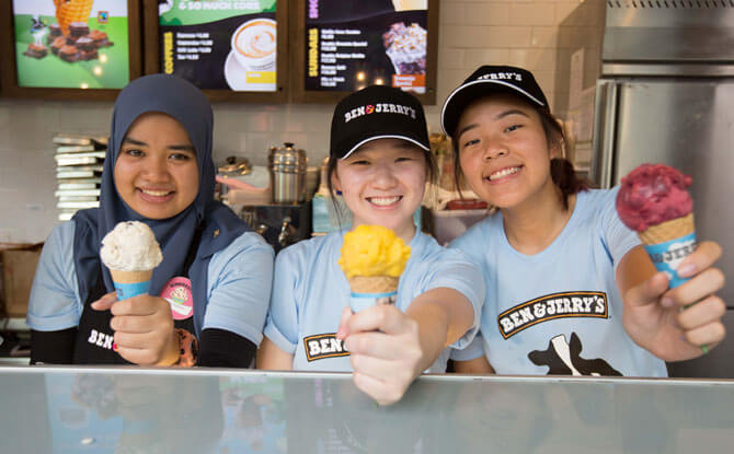 Get a free ice cream on Free Cone Day 2018