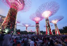 National Day 2019 Celebrations at Gardens by the Bay