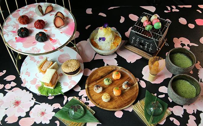 Enjoy a Geisha High Tea On Weekends For A Taste Of Japan