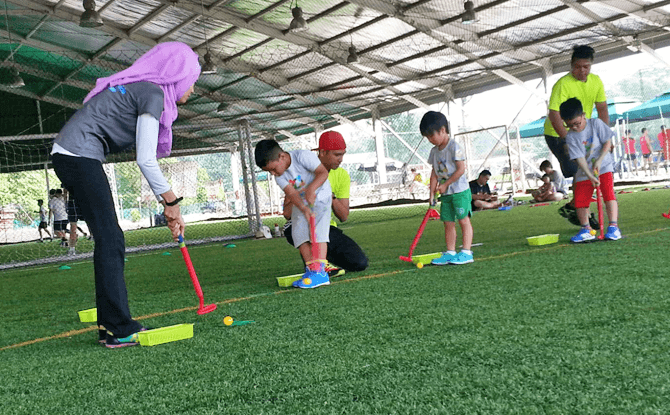 Ready Steady Go Kids: Multi-Sports Programme For Preschoolers