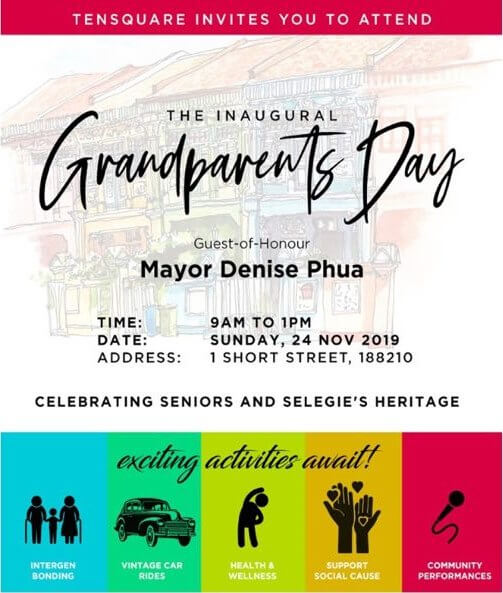 Grandparents Day at Short Street