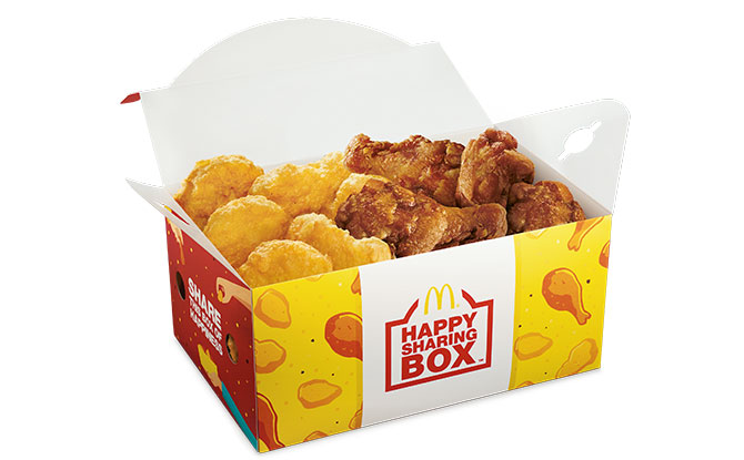 Happy Sharing Box (Special Edition)