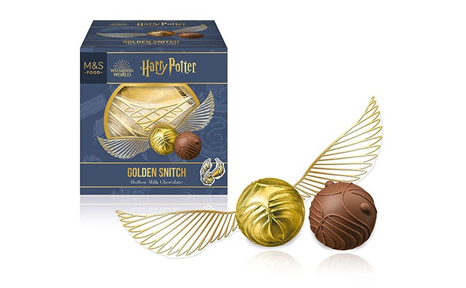Milk Chocolate Golden Snitch