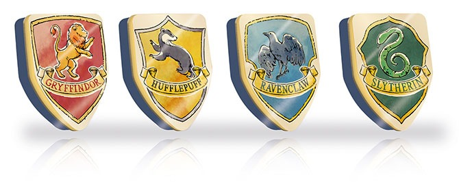 Harry Potter House Crest Tin