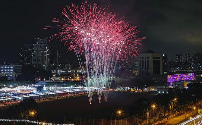 Heartland Fireworks