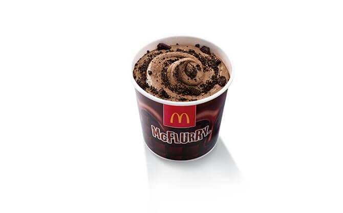 McDonald's Hershey's McFlurry